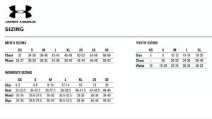 Size Chart 3.23.2017